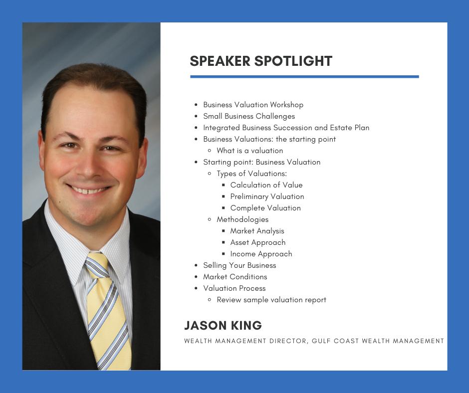 Jason king - Speaker Spotlight